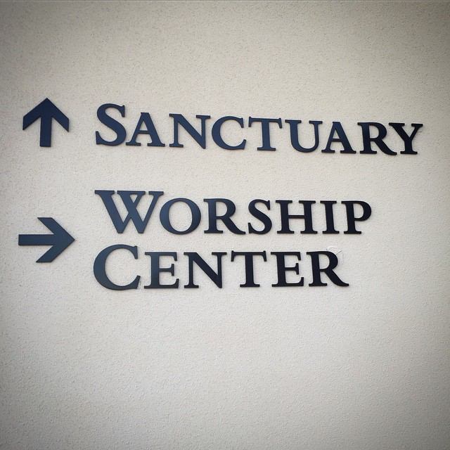 And the most confusing church sign goes to....