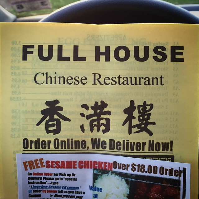 Looks like Uncle Jesse started a Chinese Restaurant in San…