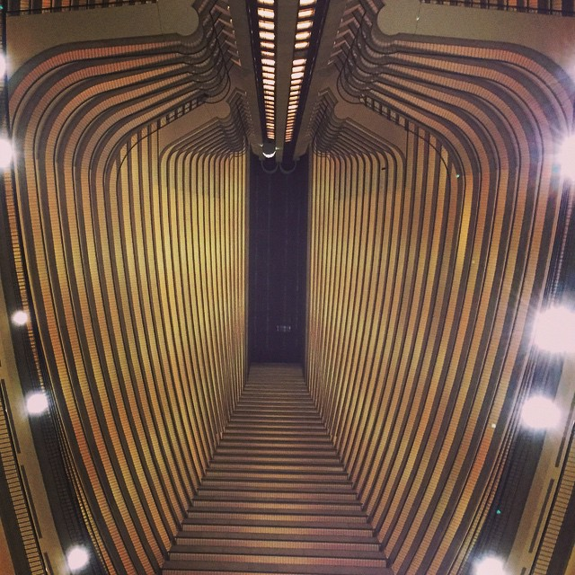 Art is everywhere, you just have to look. Amazing view looking up at the Atlanta Marriott. #RejuvenateMP